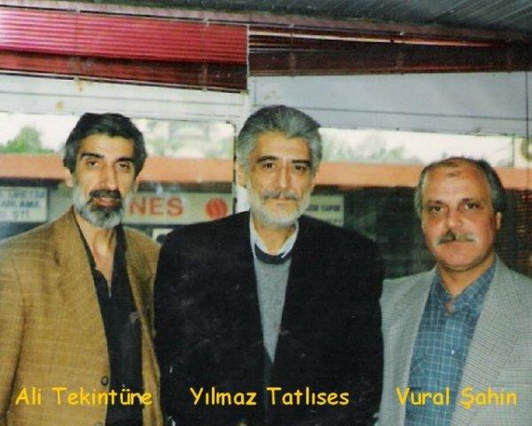 A.Tekinture/Y.Tatlises/V.Sahin