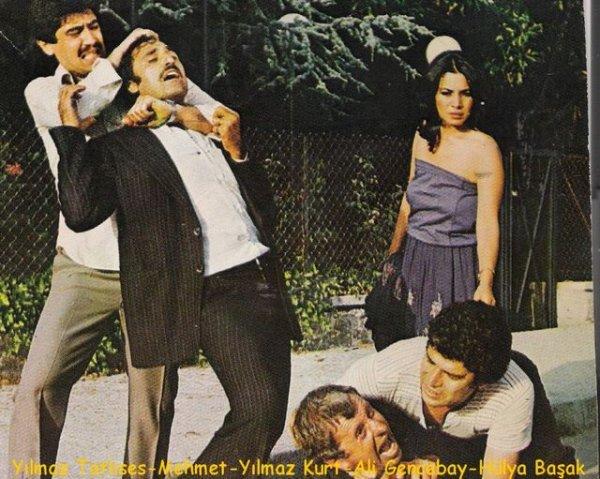 Y.Tatlises/Mehmet/H.Basak/Y.Kurt/A.Gencebay