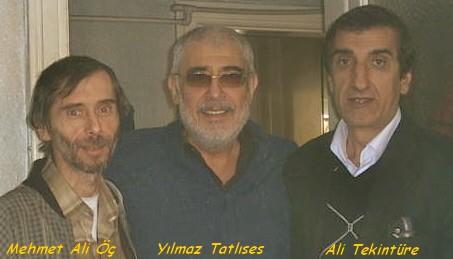 Mehmet Ali Oc/Y.Tatlises/Ali Tekinture